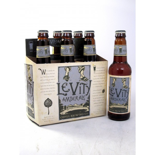 Odell Brewery Company – Levity Amber Ale