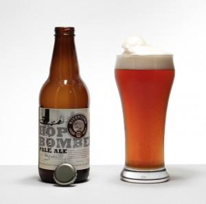 Hop Bomber Pale Ale