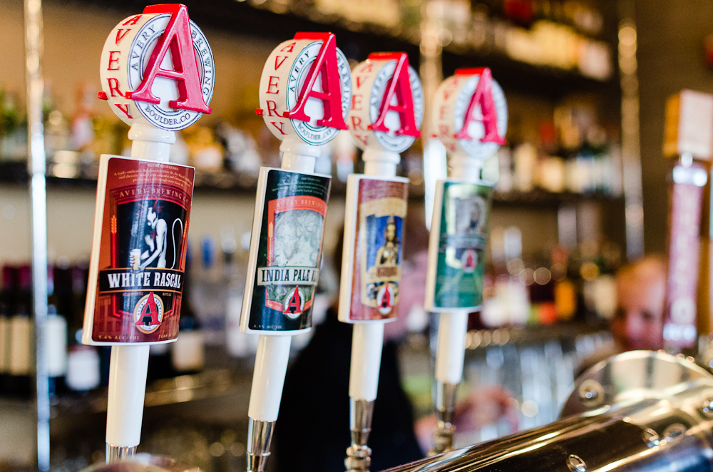 Lowry Beer Garden—Avery on Tap
