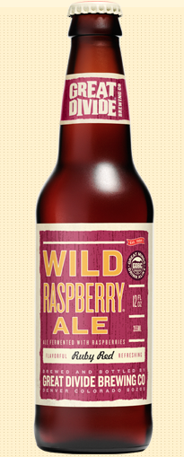Great Divide Brewing – Wild Raspberry Ale