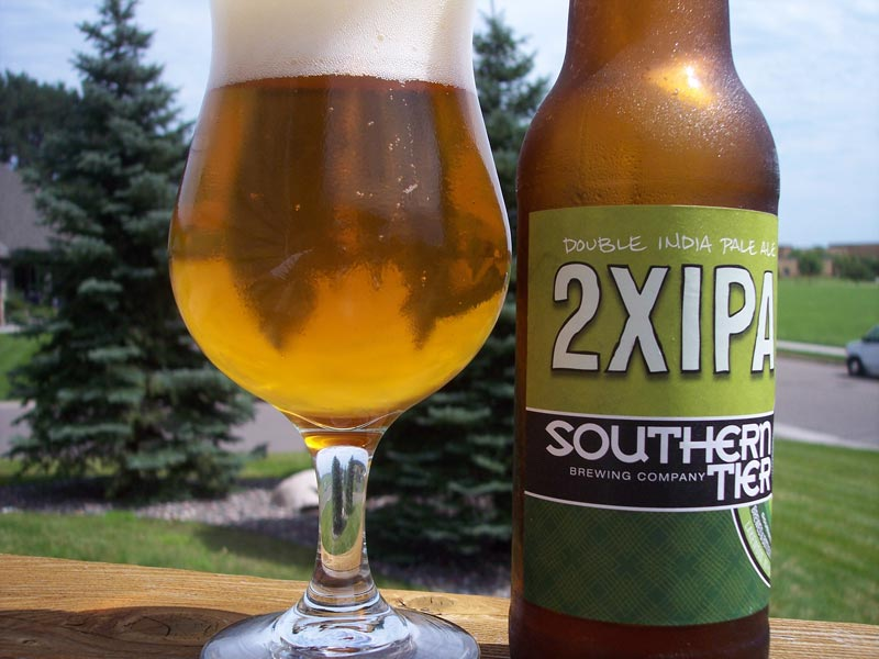 One Minute Beer Review- Southern Tier 2XIPA