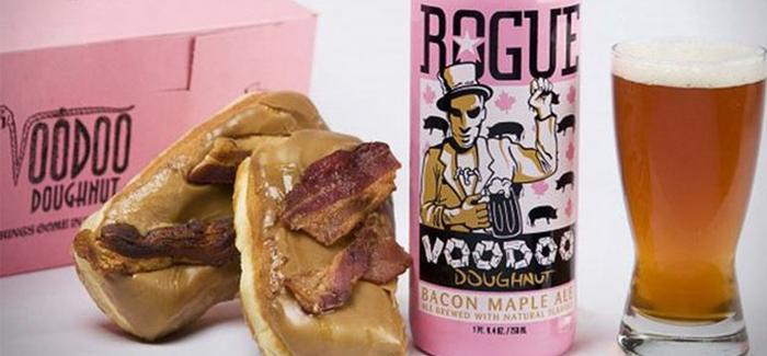Rogue Voodoo Doughnut