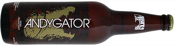 Abita Brewery Company – Andygator