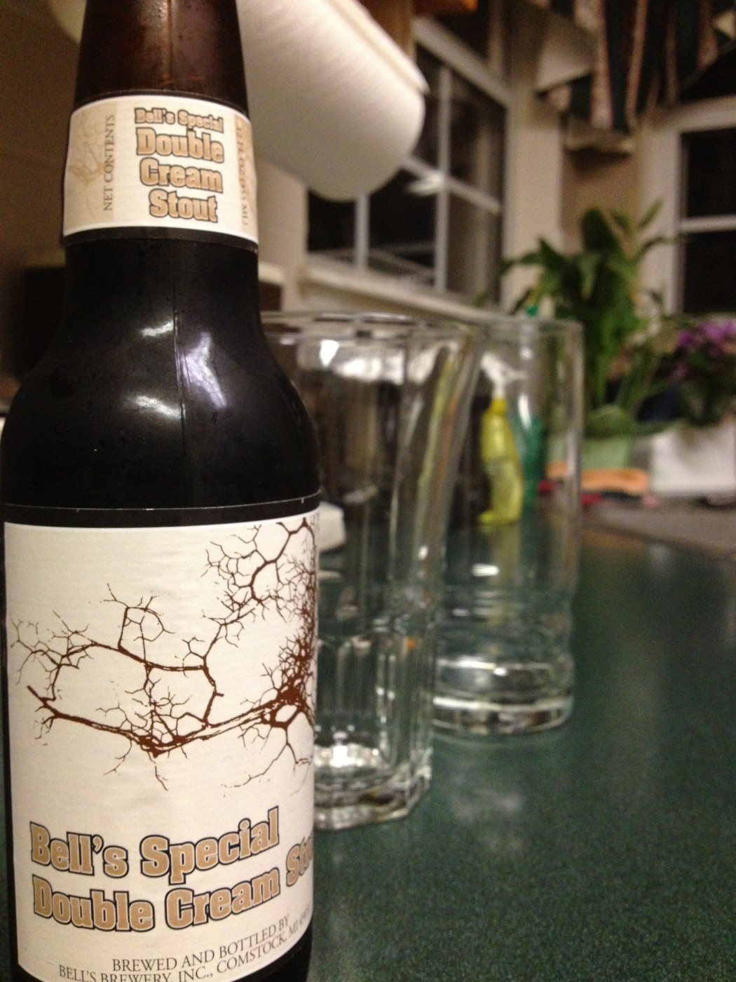One Minute Beer Review – Bell's Special Double Cream Stout