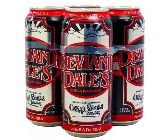 Oskar Blues Brewery – Deviant Dale's IPA