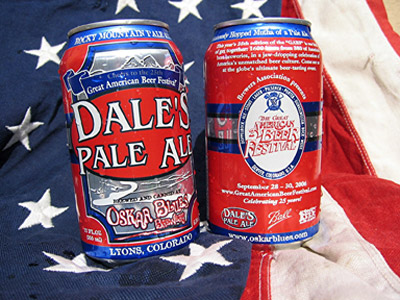 Oskar Blues Brewing Company – Dale's Pale Ale
