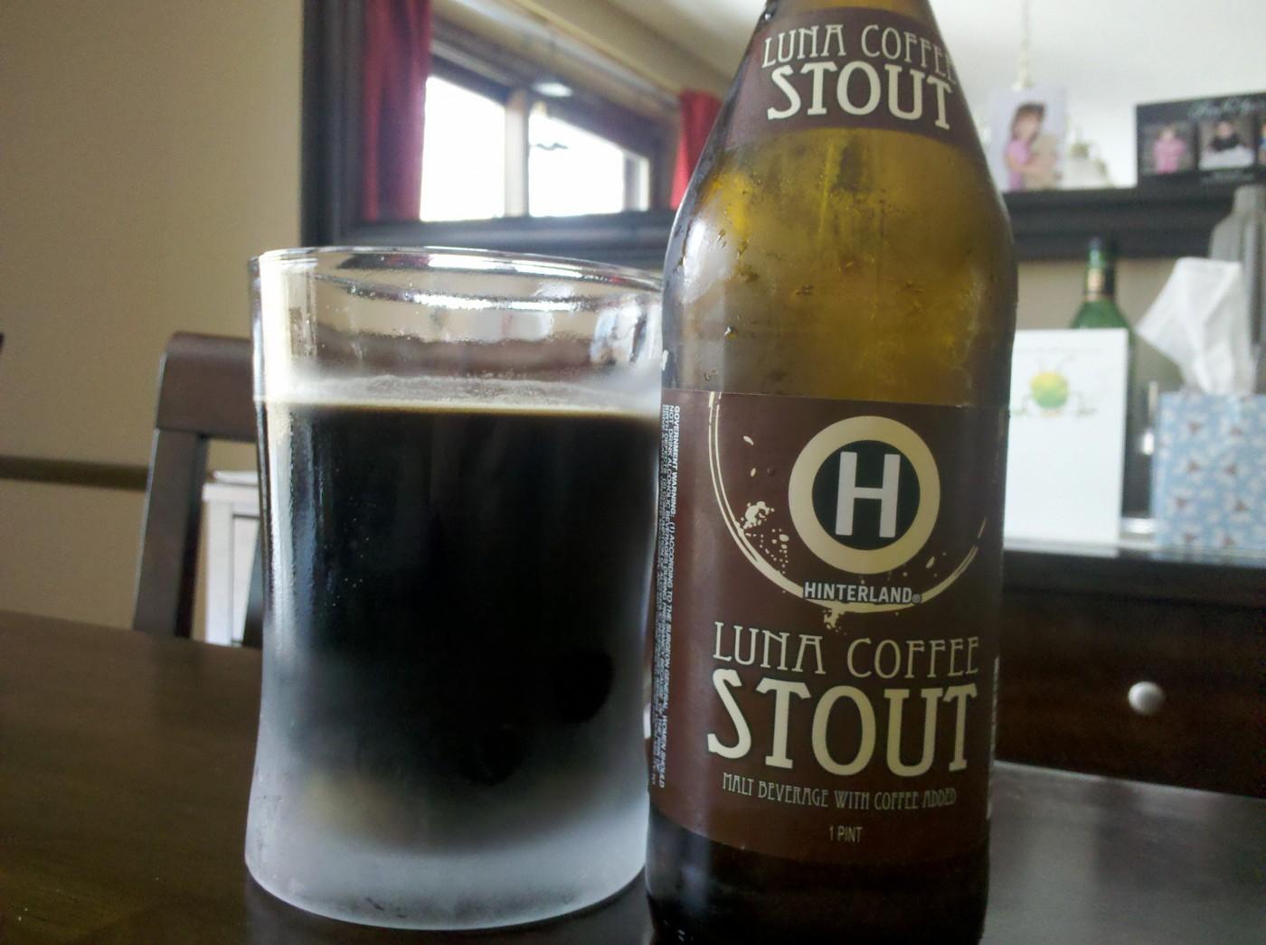 Hinterland Luna Coffee Stout