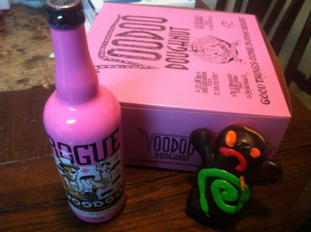 Rogue Brewery – Voodoo Doughnut Bacon Maple Ale
