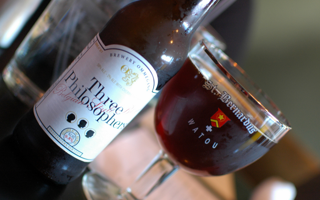Three Philosophers - Brewery Ommegang