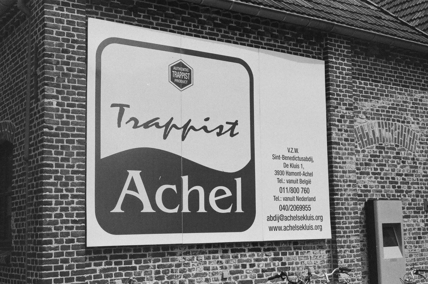 Trappist Achel – Bruin Bier Extra
