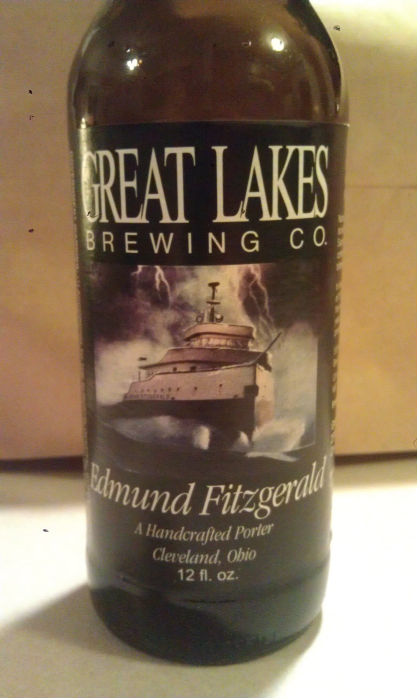 Edmund Fitzgerald- Great Lakes Brewing Company