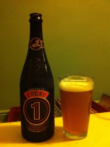 Beer Review, Brooklyn Brewery, Belgian-Style Ale