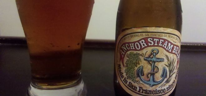 One Minute Review – Anchor Summer Beer