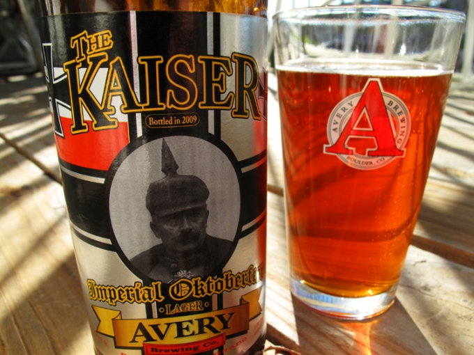 One Minute Beer Review: Avery's The Kaiser