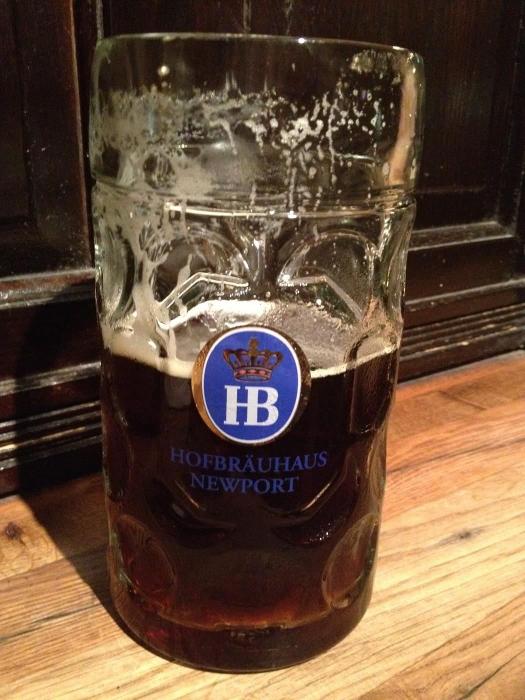 Munich Dunkel Lager – Hofbräuhaus Newport