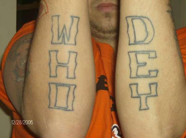 whodey