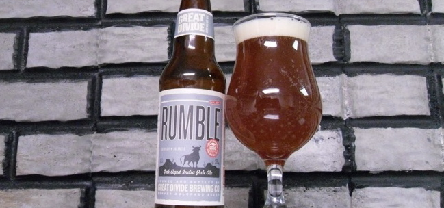 One Minute Beer Review: Great Divide Brewing- Rumble