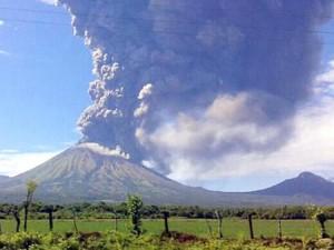 San Cristobal Volcano, Courtesy: El Nuevo Diario