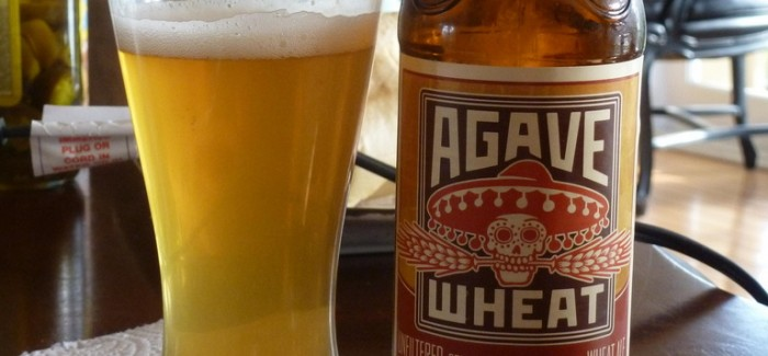 Breckenridge Brewery – Agave Wheat