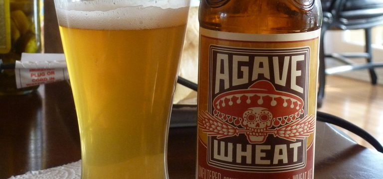 agave wheat beer