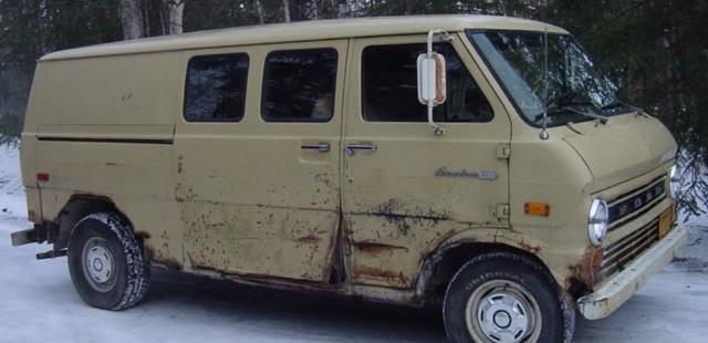 sketchy van