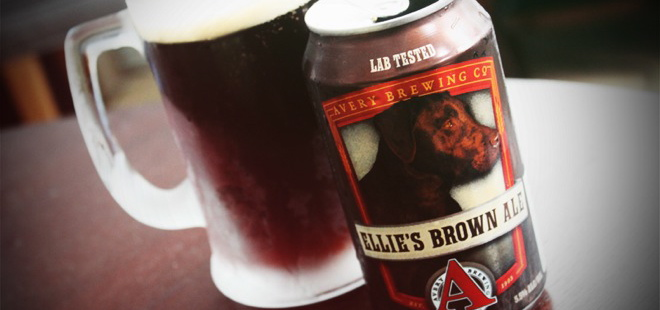 Ellie's Brown Ale- Avery Brewing Co.