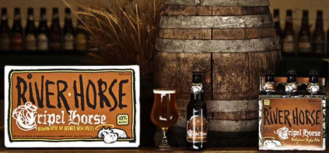 Tripel Horse Belgian-Style Tripel Ale