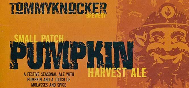 Tommyknocker Brewery- Small Batch Harvest Pumpkin Ale