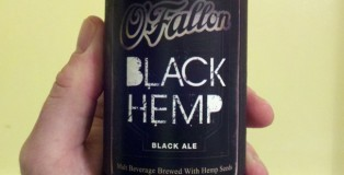 Black Hemp beer