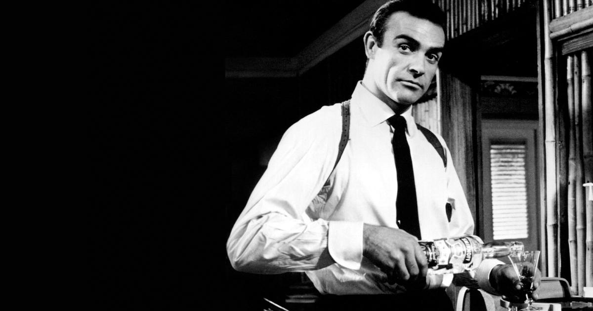 James Bond S Favorite Drink Use