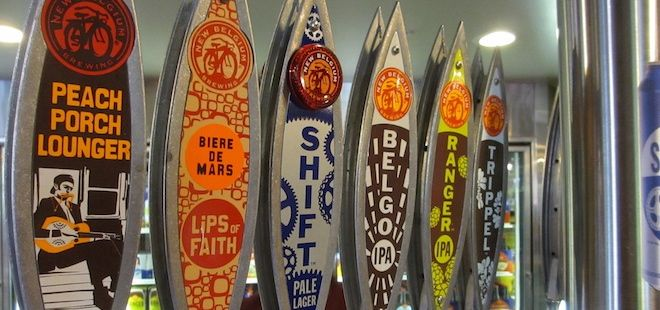 New Belgium Brewing Company- Fort Collins, CO