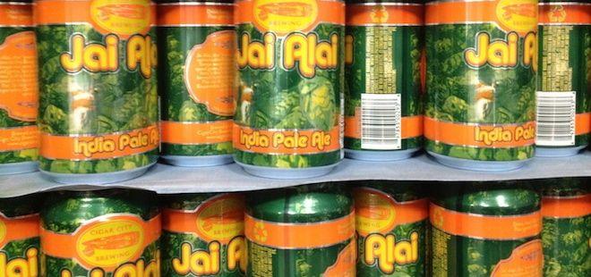 Cigar City Brewing Company- Jai Alai