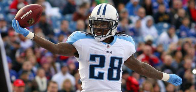 Chris Johnson - Titans