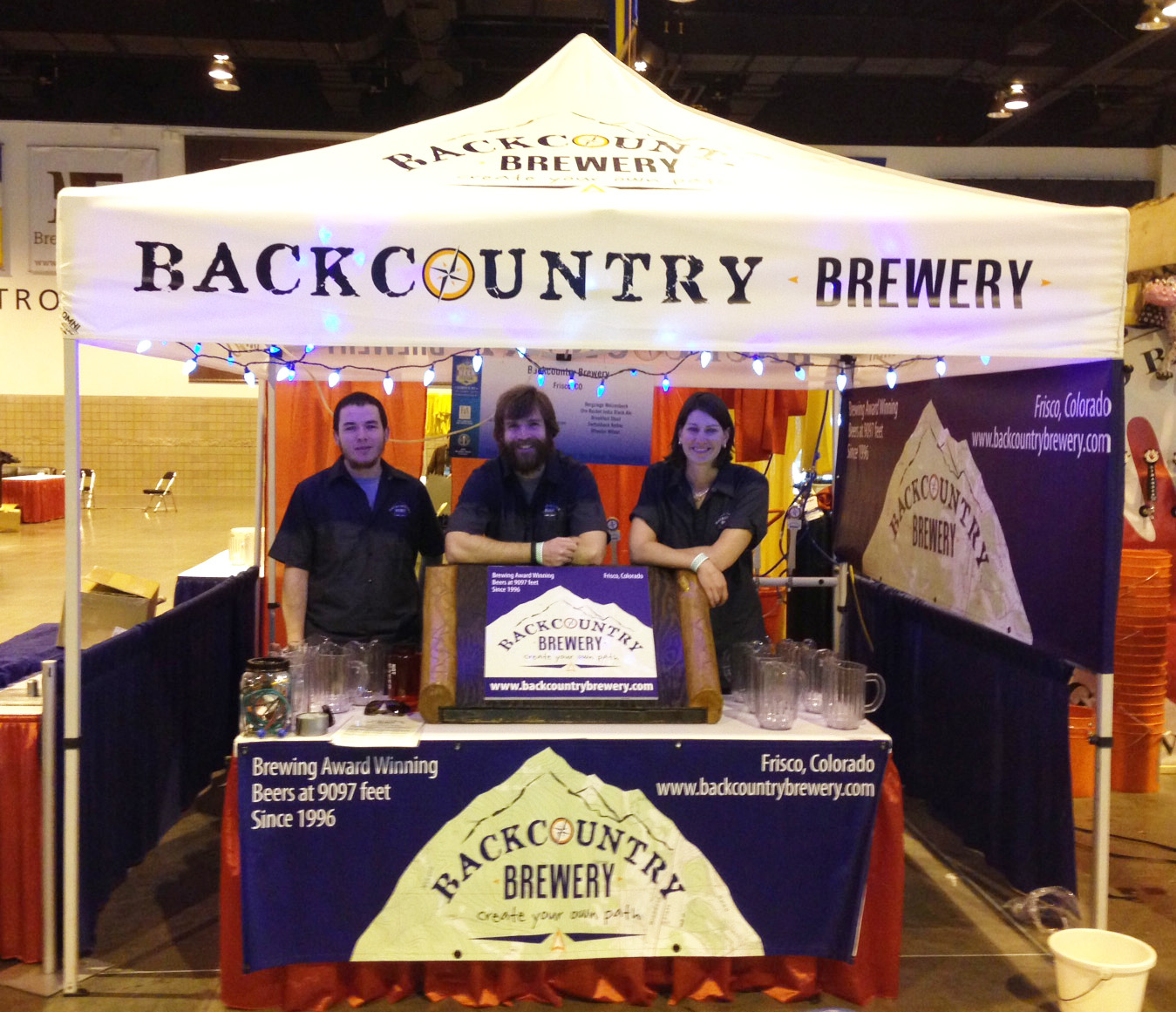 Backcountry at GABF