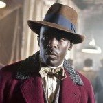 Chalky White