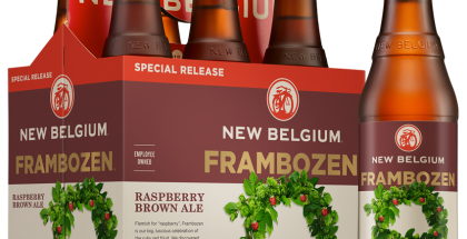 new belgium brewing frambozen