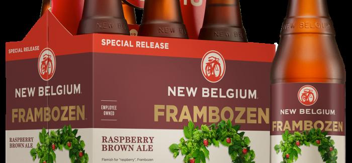 new belgium brewing frambozen