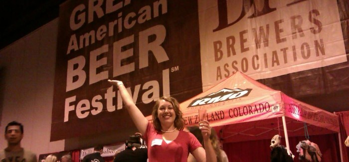 A first-timer's experience at Great American Beer Festival
