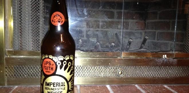 New Belgium Brewing- Imperial Berliner Weiss