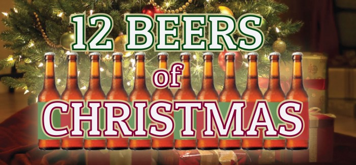 12 Beers of Christmas | Day 1: Upslope's Christmas Ale