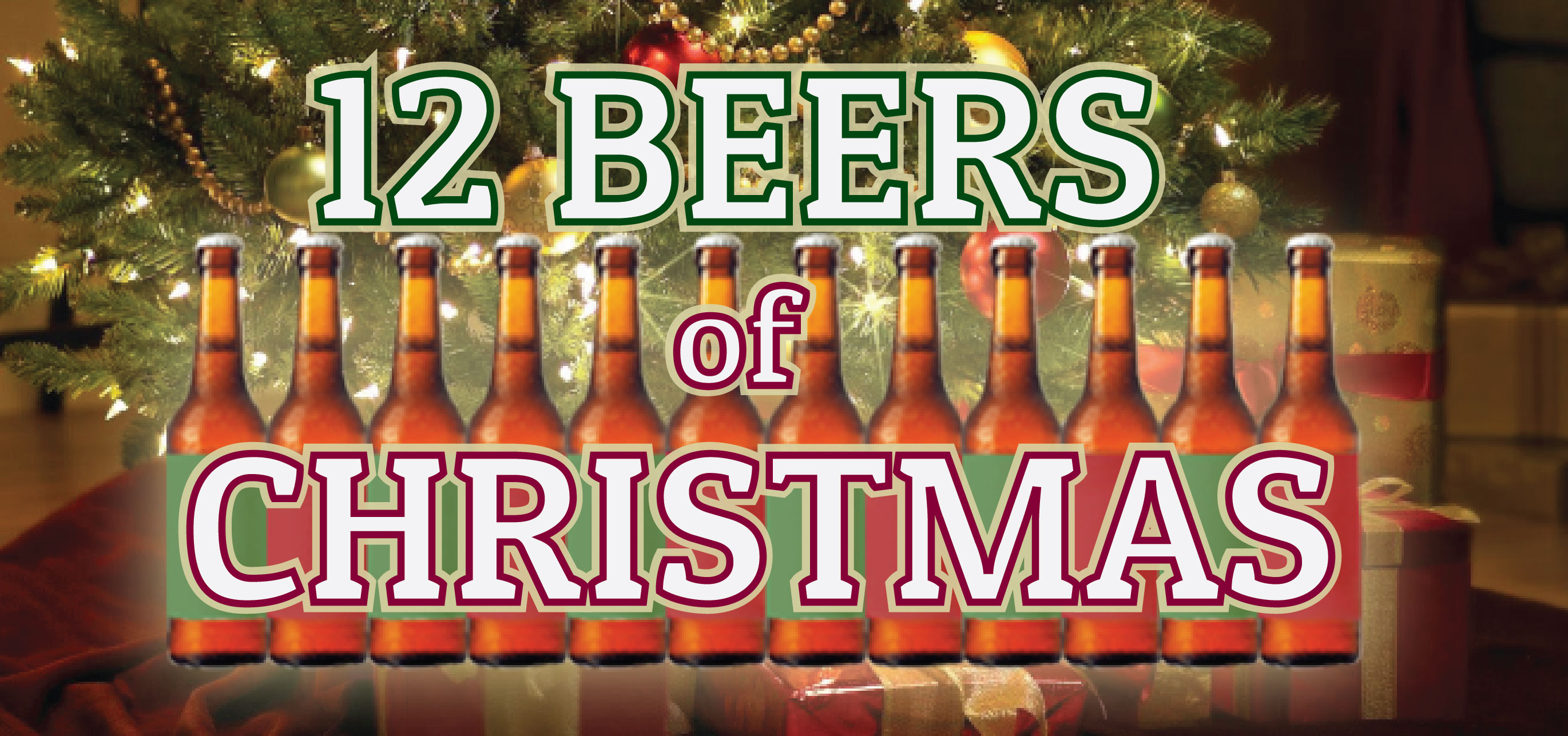 12 beers of christmas