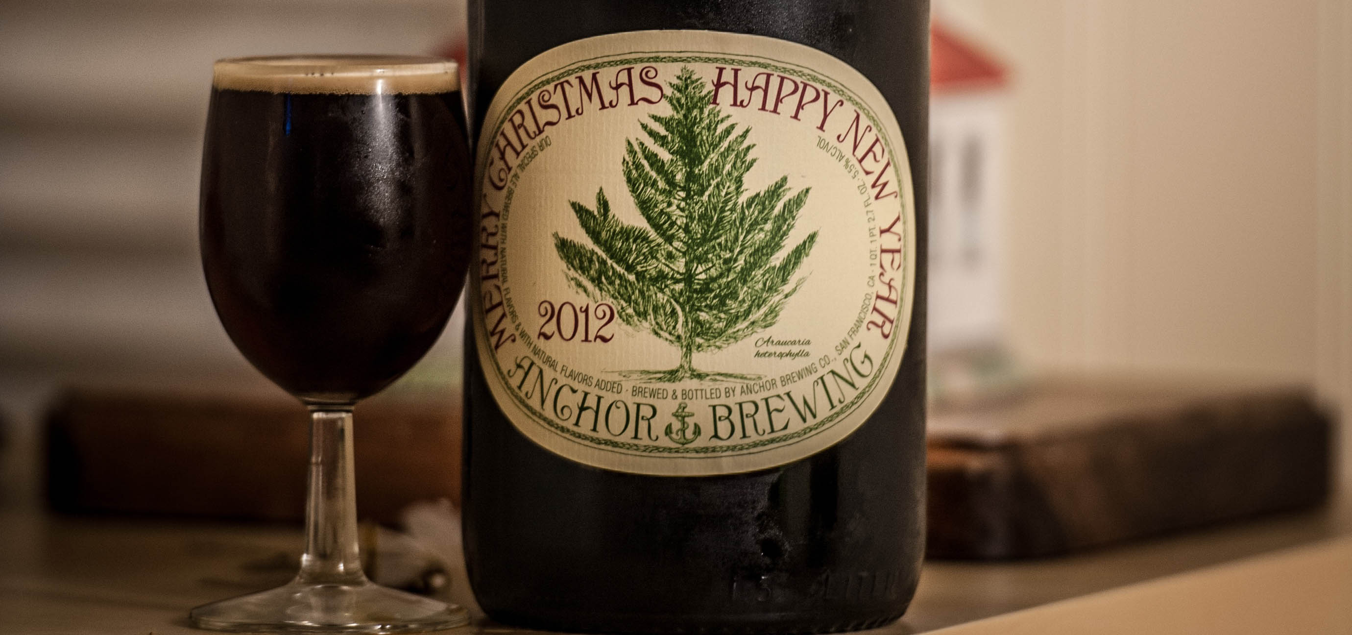 Anchor Brewing - Christmas Ale