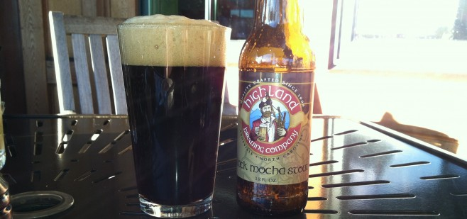Highland Brewing Co. Black Mocha Stout