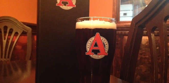 12 Beers of Christmas | Day 8: Avery Old Jubilation Ale