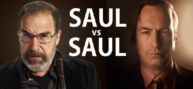 Saul vs. Saul | A Matchup Between Fan Favorites on Homeland and Breaking Bad