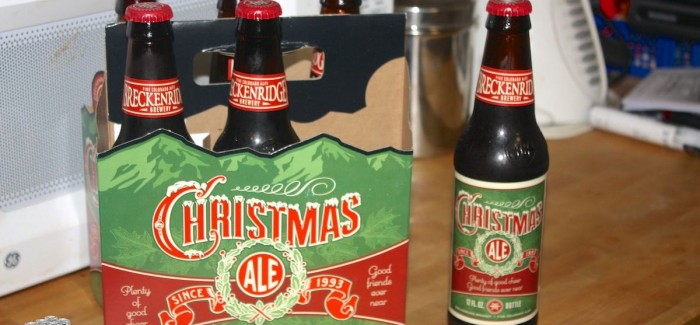 12 Beers of Christmas | Day 1: Breckenridge Christmas Ale