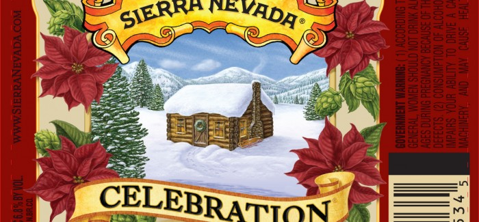 12 Beers of Christmas | Day 3-Sierra Nevada Brewing Company's Celebration Ale