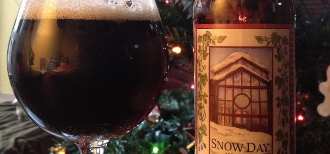 New Belgium's Snow Day