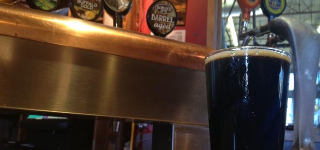 Boulder Beer – Rum Barrel Porter
