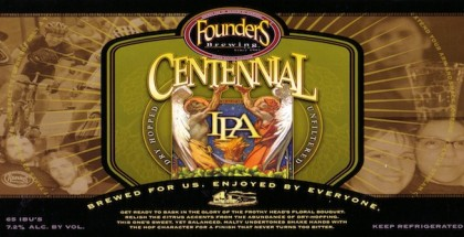 Centennial IPA - Founder's Brewing Co.